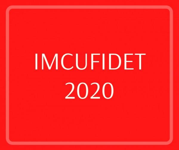 IMCUFIDET 2020