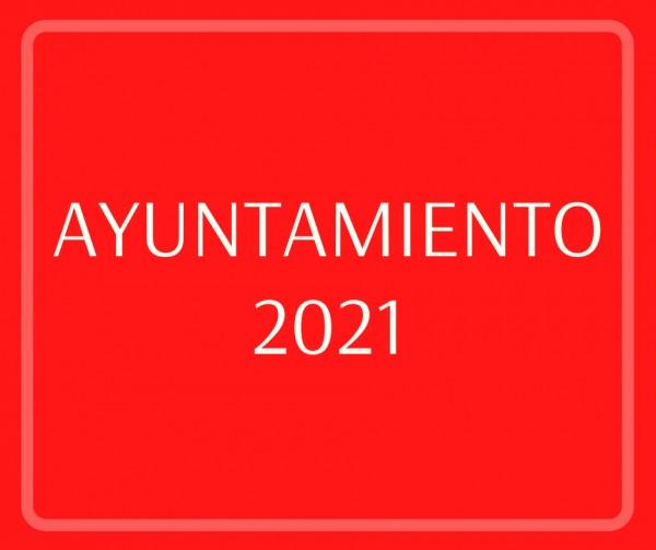 AYUNTAMIENTO 2021