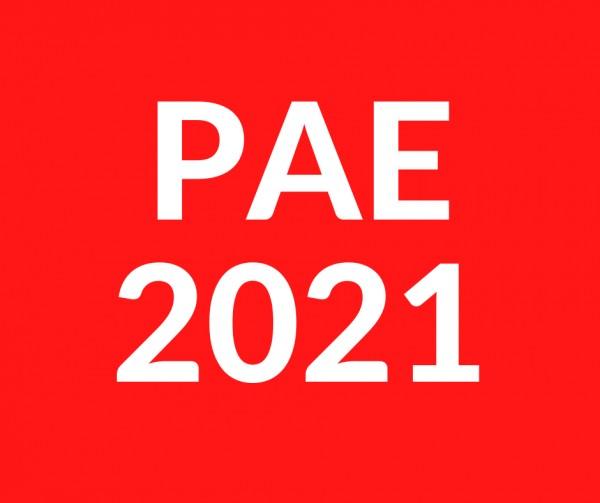 PAE 2021